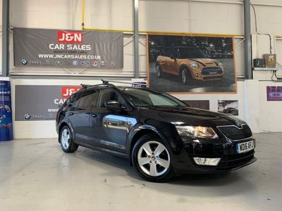 SKODA OCTAVIA Estate 1.6 TDI SE Business DSG 5dr
