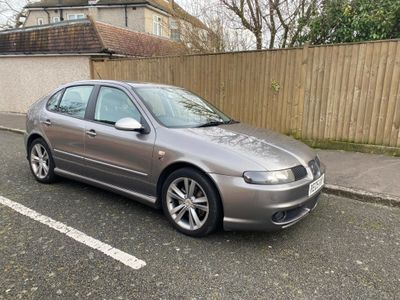 SEAT Leon Hatchback 1.8 20v Turbo FR 5dr