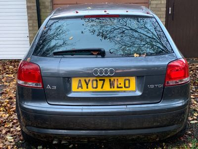 Audi A3 Hatchback 1.9 TDI Special Edition 3dr