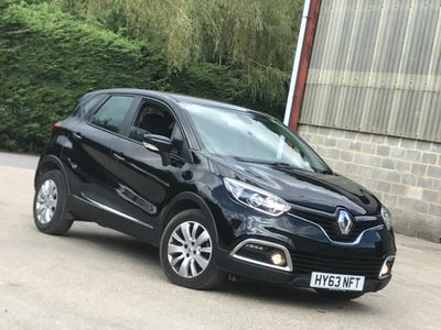 Renault Captur SUV 1.5 dCi Expression + Convenience Pack (s/s) 5dr