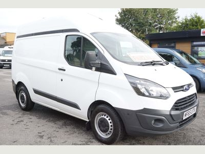 Ford Transit Custom Panel Van 2.2 TDCi 270 L1 H2 5dr