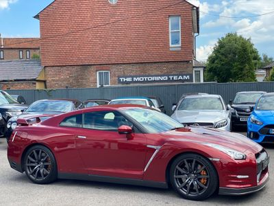Nissan GT-R Coupe 3.8 V6 Recaro 4WD 2dr