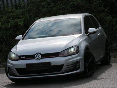 Volkswagen Golf Hatchback 2.0 TSI BlueMotion Tech GTI DSG 3dr