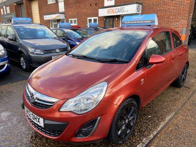 Vauxhall Corsa Hatchback 1.0 i ecoFLEX 12v Active 3dr