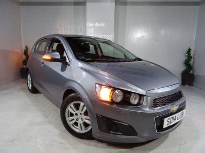 Chevrolet Aveo Hatchback 1.2 LT (s/s) 5dr