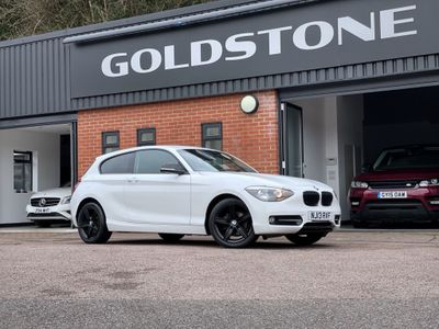 BMW 1 Series Hatchback 1.6 116i Sport Sports Hatch 3dr