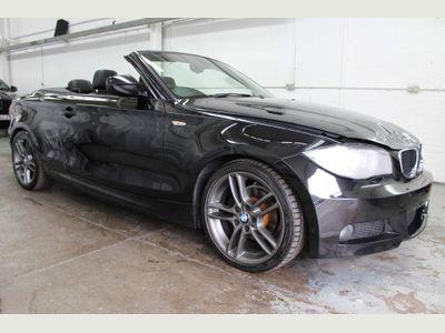 BMW 1 Series Convertible 2.0 118i M Sport Auto 2dr