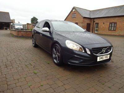 Volvo V60 Estate 1.6 D DRIVe R-Design (s/s) 5dr