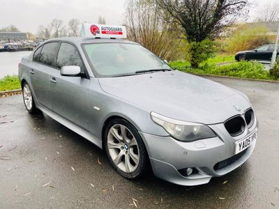 BMW 5 Series Saloon 2.5 525d Sport 4dr