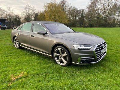 Audi A8 Saloon 3.0 TFSI V6 55 Tiptronic quattro (s/s) 4dr LWB