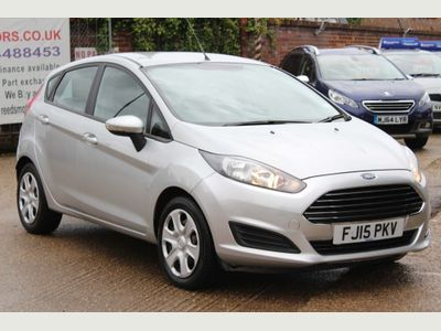 Ford Fiesta Hatchback 1.5 TDCi Style 5dr