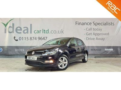 Volkswagen Polo Hatchback 1.0 Match (s/s) 5dr