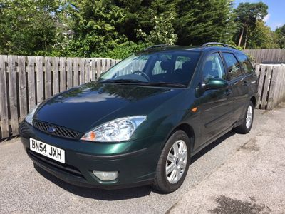Ford Focus Estate 2.0 i 16v Ghia 5dr