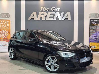 BMW 1 Series Hatchback 2.0 125d M Sport Sports Hatch 5dr