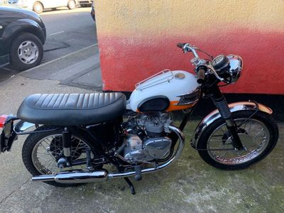 Triumph 3Ta Unlisted