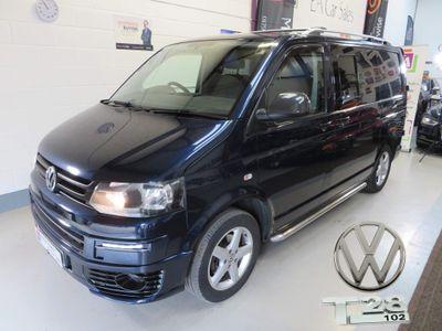 Volkswagen Transporter Van Conversion Camper Van