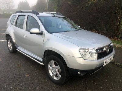 Dacia Duster Hatchback 1.5 dCi Laureate 4WD 5dr