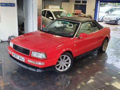 Audi Cabriolet Convertible 2.6 E 2dr