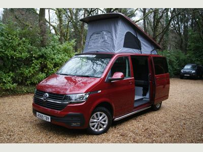 Volkswagen Transporter Campervan T6.1 TDi 150PS DSG AUTO 4 BERTH 5 SEAT CAMPERVAN