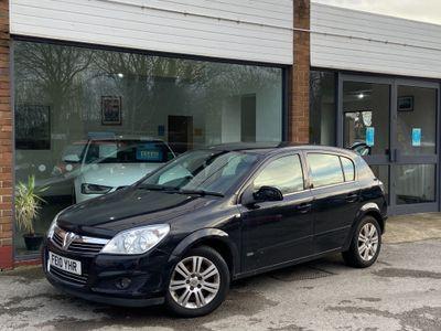 Vauxhall Astra Hatchback 1.7 CDTi ecoFLEX Design 5dr