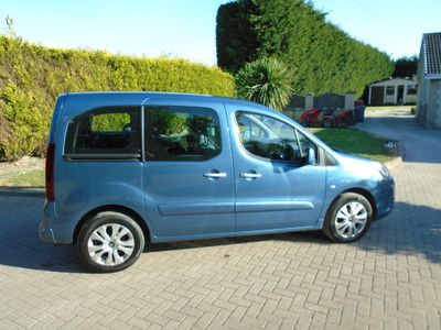 Citroen Berlingo MPV 1.6 HDi Plus 5dr