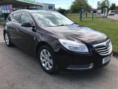Vauxhall Insignia Estate 2.0 CDTi 16v SE 4x4 5dr