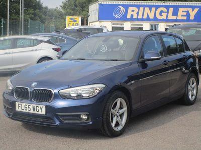 BMW 1 Series Hatchback 1.5 118i SE (s/s) 5dr