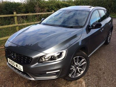 VOLVO V60 CROSS COUNTRY Estate 2.0 D4 Lux Nav Cross Country Auto (s/s) 5dr