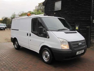 Ford Transit Panel Van 300 SWB Diesel FWD Low Roof