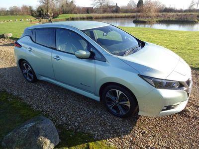 Nissan Leaf Hatchback 40kWh 2.Zero Auto 5dr