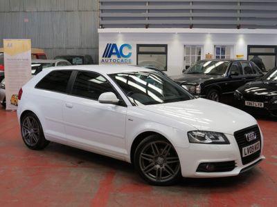 Audi A3 Hatchback 2.0 TDI Black Edition S Tronic 3dr