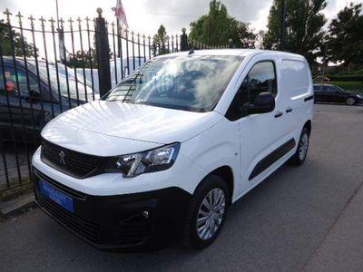 Peugeot Partner Panel Van 1.6 BlueHDi 1000 Professional Standard Panel Van SWB EU6 (s/s) 5dr
