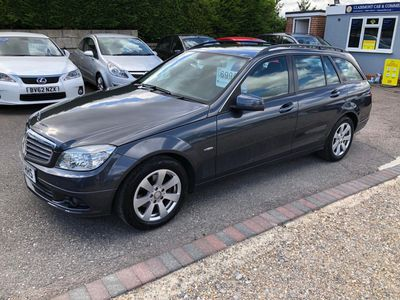 Mercedes-Benz C Class Estate 1.8 C180 SE Auto 5dr