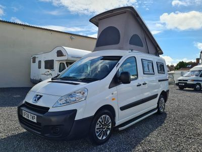 Peugeot Expert professional g and p conversion Van Conversion Peugeot expert