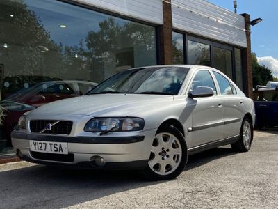 Volvo S60 Saloon 2.0 T S 4dr