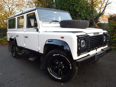 Land Rover 110 SUV 3.5 County Station Wagon