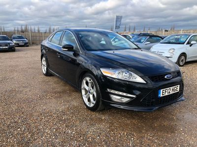 Ford Mondeo Hatchback 2.0 EcoBoost Titanium X Sport Powershift 5dr