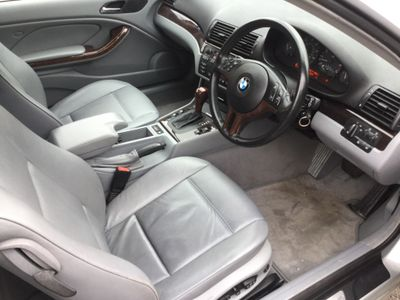 BMW 3 Series Coupe 2.0 318Ci 2dr