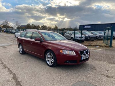 Volvo V70 Estate 1.6 D2 SE Lux Powershift 5dr