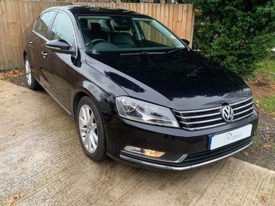 Volkswagen Passat Saloon 2.0 TDI BlueMotion Tech Executive (s/s) 4dr