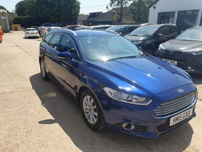 Ford Mondeo Estate 2.0 TDCi ECOnetic Zetec (s/s) 5dr