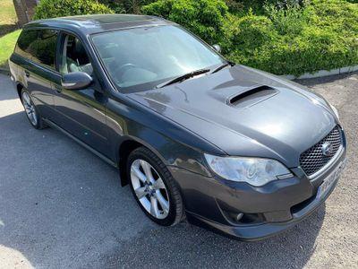 Subaru Legacy Estate 2.0 D RE Sports Tourer 5dr (leather)