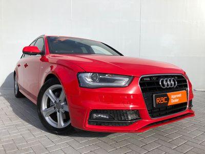 Audi A4 Avant Estate 2.0 TDI ultra S line Avant 5dr (Nav)