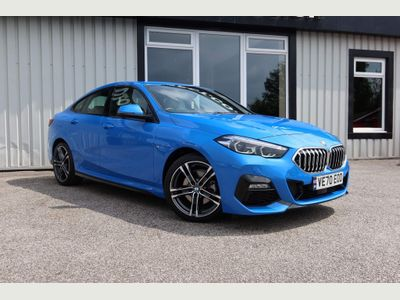 BMW 2 Series Gran Coupe Saloon 1.5 218i M Sport Gran Coupe DCT (s/s) 4dr