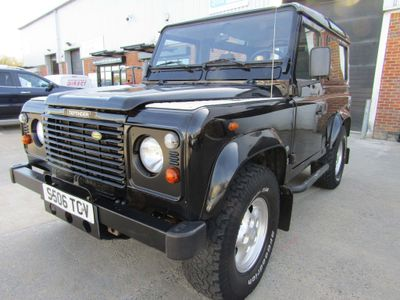 Land Rover Defender 90 Unlisted TD5 COUNTY 7 SEATER 3 DR MANUAL