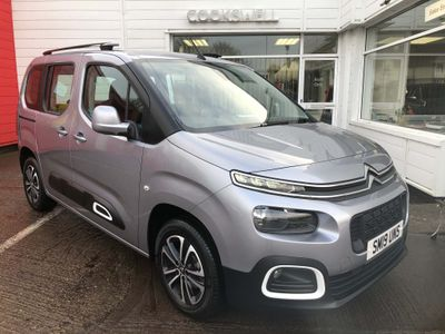 Citroen Berlingo MPV 1.5 BlueHDi Flair 5dr M