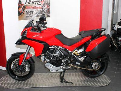 Ducati Multistrada 1200 Adventure 1200 S Touring