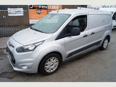 Ford Transit Connect Panel Van 1.6TDCi 240 TREND L2 LWB (AIR-CON)