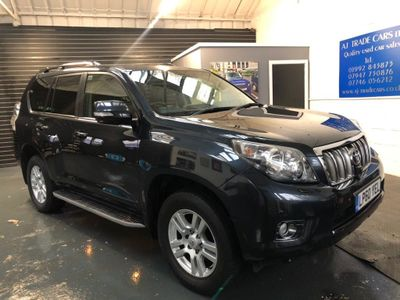 Toyota Land Cruiser SUV 3.0 D-4D 60th Anniversary 5dr
