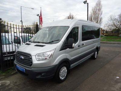 Ford Transit Minibus 2.2 TDCi 410 HDT Trend Bus L3 H2 4dr (14 Seat)